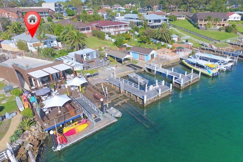 The Boathouse-Huskisson : image