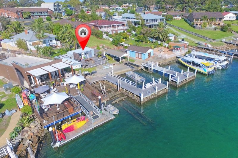 Huskisson Waterfront- The Boatshed : image