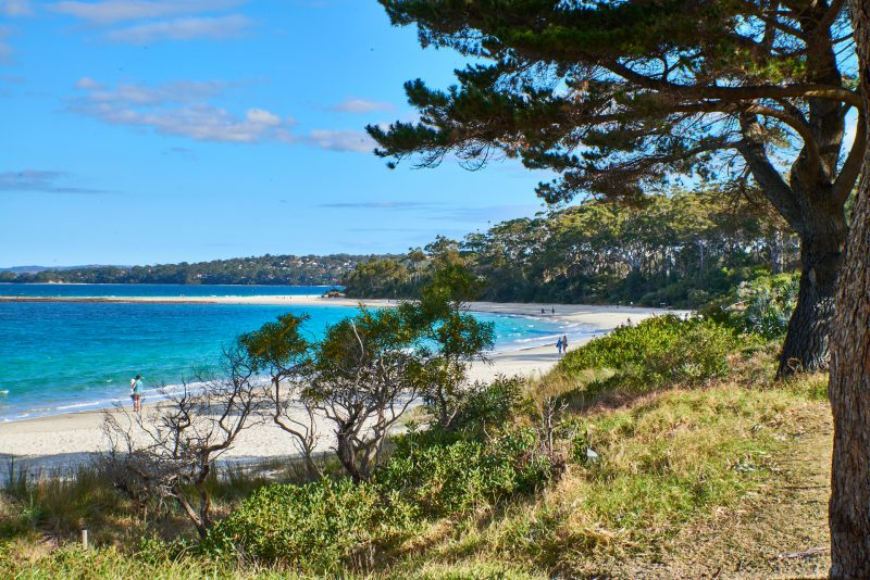 Tranquility @ the Beach, Jervis Bay : image