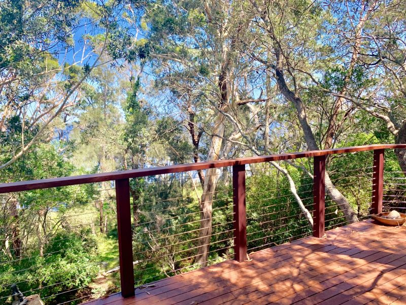 Treehouse, Sanctuary Point-Waterfront : image