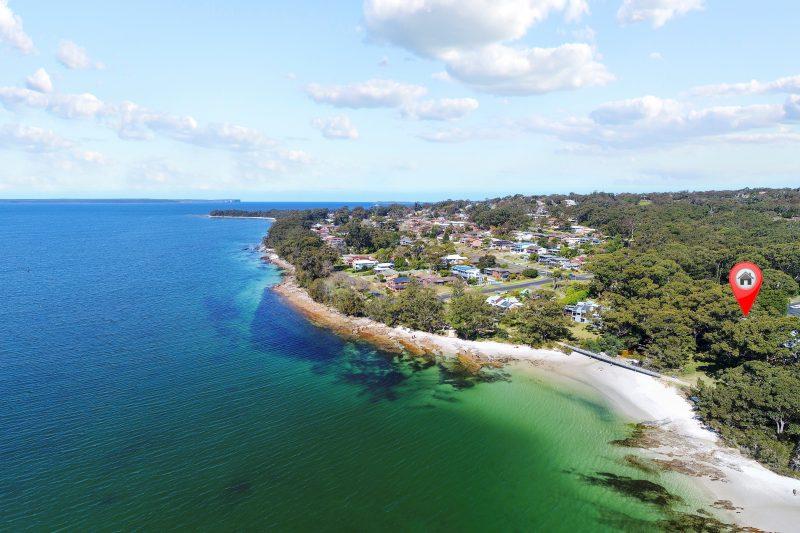 Waterfront Cottage Vincentia : image