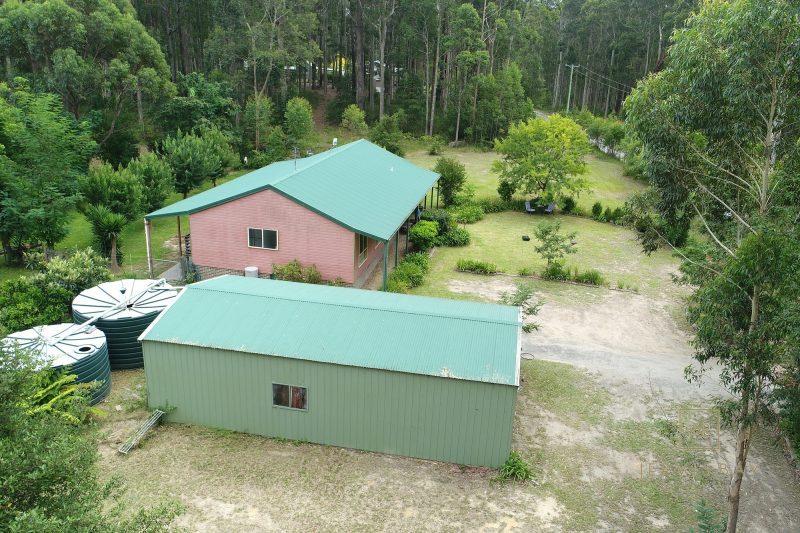 Secluded Acreage in Tomerong : image